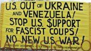Buffalo, NY against US involvement in Ukraine