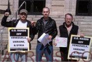 Huntington, West Virginia against US involvement in Ukraine
