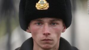 Ukraine soldier secret message to his mom