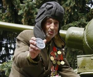 Ukraine forces elderly to fight
