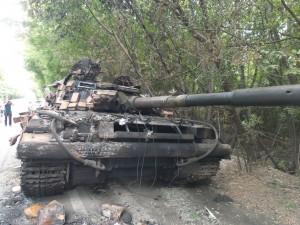 Ukrainian army killing civilians