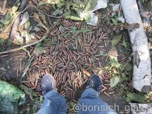 self-defense forces against fascist Ukrainian army