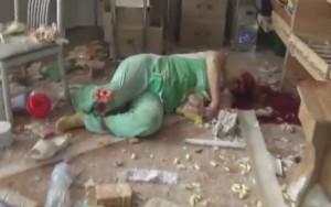 More civilians die at Kiev's hands