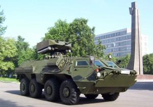 "BTR-4 ""Ironbelly"""