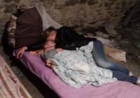 Civilians suffer from Ukrainian army