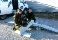 Donetsk unmanned drone
