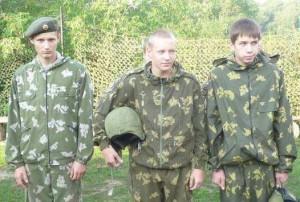 children murdered by Ukrainian soldiers