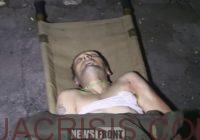 dead ukrainian soldier