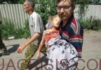children killed by ukrainian army